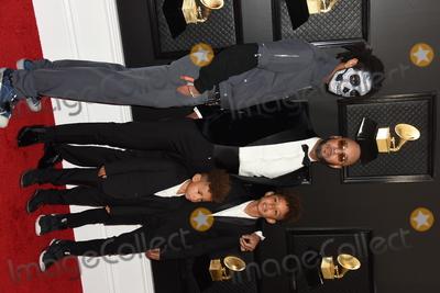 Genesis, Prince, Swizz Beatz, Grammy Awards Photo - LOS ANGELES - JAN 26:  Prince Nasir Dean, Swizz Beatz, Genesis Ali Dean, Egypt Daoud Dean at the 2020 Grammy Awards - Arrivals at the Staples Center on January 26, 2020 in Los Angeles, CA