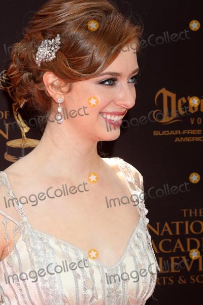 Ashlyn Pearce Photo - LOS ANGELES - MAY 1:  Ashlyn Pearce at the 43rd Daytime Emmy Awards at the Westin Bonaventure Hotel  on May 1, 2016 in Los Angeles, CA