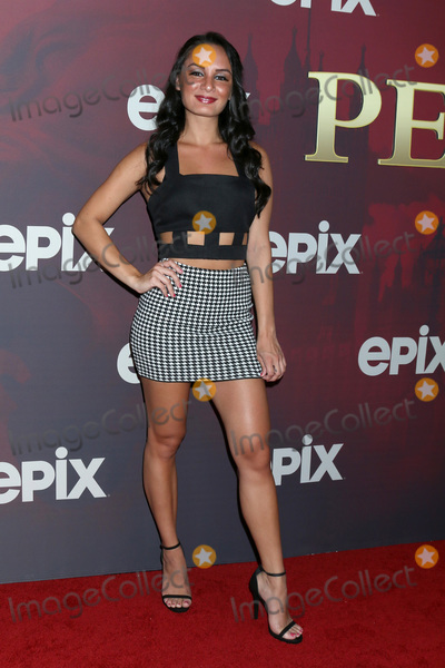 """Alexis Joy Photo - LOS ANGELES - JUL 24:  Alexis Joy at the """"Pennyworth"""" Premiere at the Harmony Gold Theater on July 24, 2019 in Los Angeles, CA"""