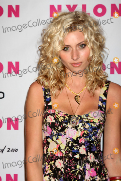 """Aly Michalka, Alyson """"Aly"""" Michalka, Alyson Aly Michalka, Ali Farka Touré Photo - Alyson """"Aly"""" Michalkaarrives at the Nylon Magazine Young Hollywood Party 2010Hollywood Roosevelt Hotel, PoolsideLos Angeles, CAMay 12, 2010"""