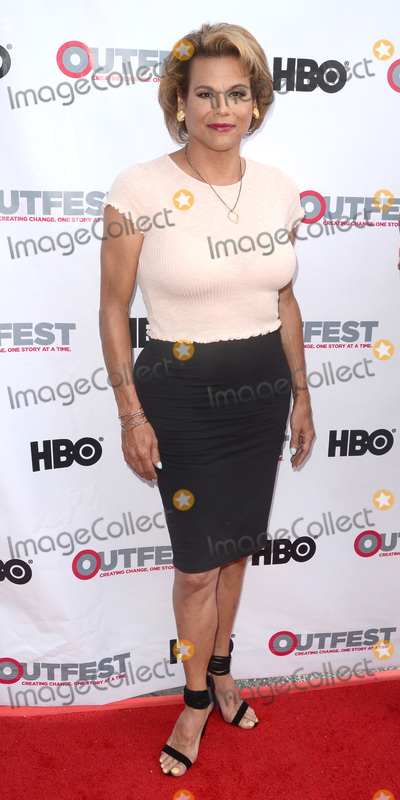 """Alexandra Billings Photo - LOS ANGELES - July 15:  Alexandra Billings at the """"Transparent"""" Season 4 Sneak Peek at Outfest LGBT Film Festival at the Directors Guild of America Theater on July 15, 2017 in Los Angeles, CA"""