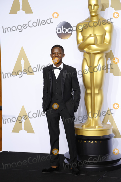 The 88, Abraham Attah Photo - LOS ANGELES - FEB 28:  Abraham Attah at the 88th Annual Academy Awards - Press Room at the Dolby Theater on February 28, 2016 in Los Angeles, CA