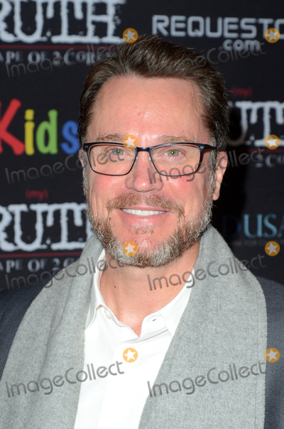"""Anthony Starke Photo - LOS ANGELES - MAR 9:  Anthony Stark at the """"(My) Truth: The Rape of 2 Coreys"""" L.A. Premiere at the DGA Theater on March 9, 2020 in Los Angeles, CA"""