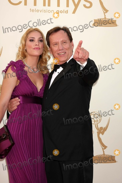 Ashley Madison, James Woods, Ashley James Photo - LOS ANGELES - SEP 18:  Ashley Madison, James Woods arriving at the 63rd Primetime Emmy Awards at Nokia Theater on September 18, 2011 in Los Angeles, CA