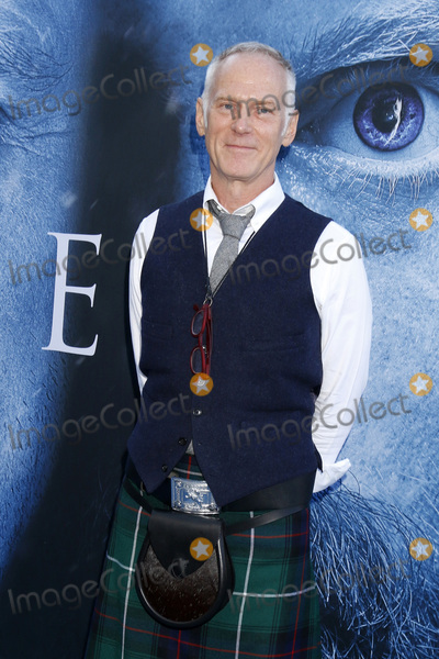 """Alan Taylor, The Game, Walt Disney Photo - LOS ANGELES - JUL 12:  Alan Taylor at the """"Game of Thrones"""" Season 7 Premiere Screening at the Walt Disney Concert Hall on July 12, 2017 in Los Angeles, CA"""
