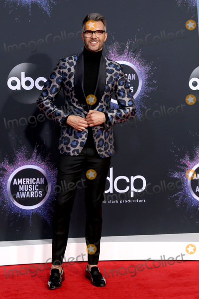 AJ Gibson Photo - LOS ANGELES - NOV 24:  AJ Gibson at the 47th American Music Awards - Arrivals at Microsoft Theater on November 24, 2019 in Los Angeles, CA