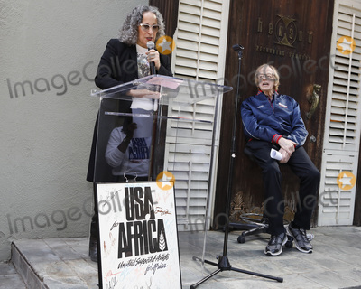 Gina Belafonte, Ken Kragen Photo - LOS ANGELES - JAN 28:  Gina Belafonte, Ken Kragen at the 35th Anniversary of 'We Are The World' at the Henson Recording Studios on January 28, 2020 in Los Angeles, CA