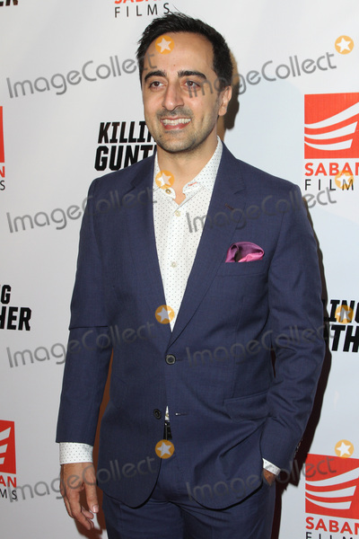 """The Kills, Amir Talai Photo - LOS ANGELES - OCT 14:  Amir Talai at the """"Killing Gunther"""" LA Special Screening at the TCL Chinese 6 Theater on October 14, 2017 in Los Angeles, CA"""