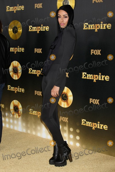 """AzMarie Livingston Photo - LOS ANGELES - JAN 6:  Azmarie Livingston at the FOX TV """"Empire"""" Premiere Event at a ArcLight Cinerama Dome Theater on January 6, 2014 in Los Angeles, CA"""