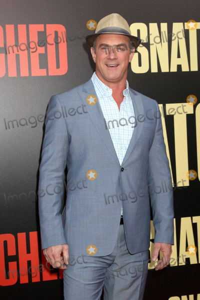 """Christopher Meloni Photo - LOS ANGELES - MAY 10:  Christopher Meloni at the """"Snatched"""" World Premiere at the Village Theater on May 10, 2017 in Westwood, CA"""