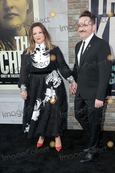 """Ben Falcone Photo - LOS ANGELES - AUG 5:  Melissa McCarthy, Ben Falcone at the """"The Kitchen"""" Premiere at the TCL Chinese Theater IMAX on August 5, 2019 in Los Angeles, CA"""