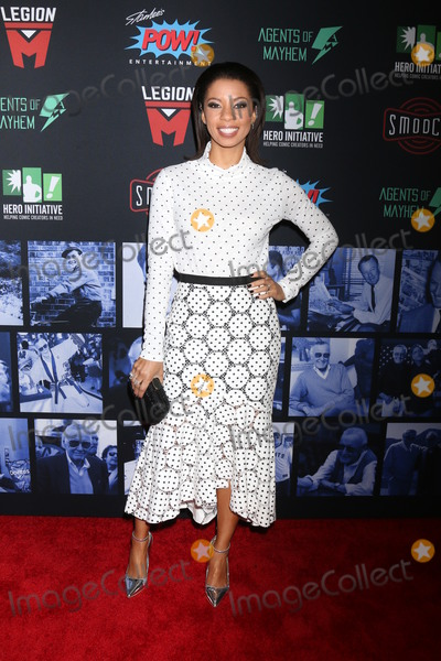 Stan Lee, Angel Parker Photo - LOS ANGELES - JAN 30:  Angel Parker at the Excelsior! A Celebration of Stan Lee at the TCL Chinese Theater IMAX on January 30, 2019 in Los Angeles, CA
