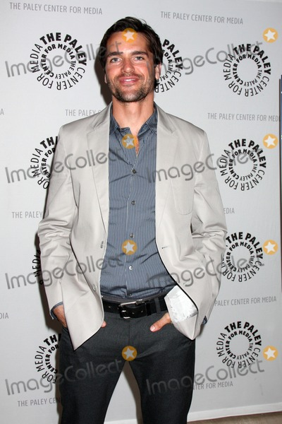 Photos and pictures jackson hurst arriving at the drop - Drop dead diva finale ...