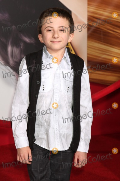 """Atticus Shaffer Photo - LOS ANGELES - NOV 14:  Atticus Shaffer arrives at the """"Tangled"""" World Premiere at El Capitan Theater on November 14, 2010 in Los Angeles, CA"""
