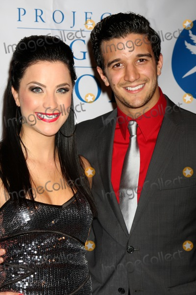 Joanna Pacitti, Mark Ballas, Howard Fine Photo - Joanna Pacitti and Mark Ballas