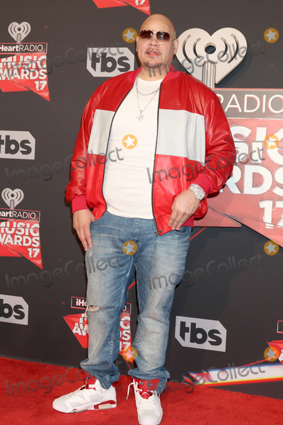 Fat Joe Photo - LOS ANGELES - MAR 5:  Fat Joe at the 2017 iHeart Music Awards at Forum on March 5, 2017 in Los Angeles, CA
