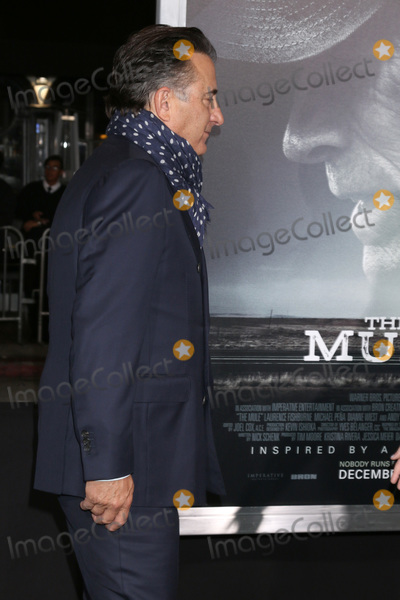 "Andy Garcia Photo - LOS ANGELES - DEC 10:  Andy Garcia at the ""The Mule"" World Premiere at the Village Theater on December 10, 2018 in Westwood, CA"