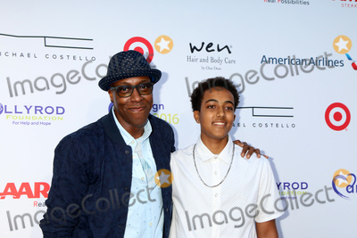 Arsenio Hall, Hollies, Sugar Ray, Sugar Ray Leonard, The Hollies Photo - LOS ANGELES - JUL 16:  Arsenio Hall, Arsenio Hall Jr at the HollyRod Presents 18th Annual DesignCare at the Sugar Ray Leonard's Estate on July 16, 2016 in Pacific Palisades, CA