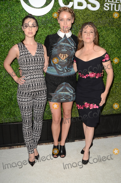 Megan Follows, Rachel Skarsten, Adelaide Kane Photo - LOS ANGELES - JUN 2:  Adelaide Kane, Rachel Skarsten, Megan Follows at the 4th Annual CBS Television Studios Summer Soiree at the Palihouse on June 2, 2016 in West Hollywood, CA