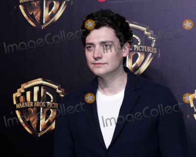 Aneurin Barnard Photo - LAS VEGAS - APR 2:  Aneurin Barnard at the 2019 CinemaCon - Warner Bros Photo Call at the Linwood Dunn Theater on April 2, 2019 in Las Vegas, NV