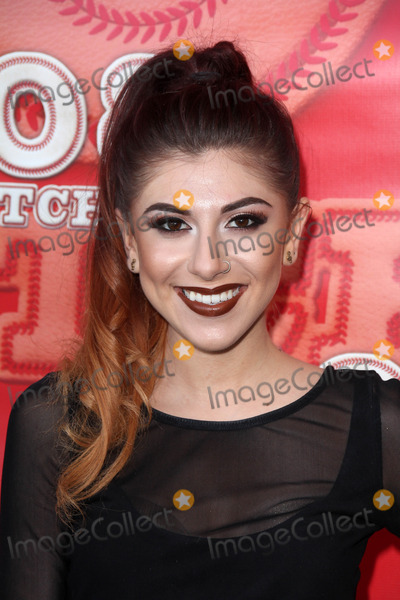 """Alexa Ferr Photo - LOS ANGELES - SEP 10:  Alexa Ferr at the """"108 Stitches"""" World Premiere at Harmony Gold on September 10, 2014 in Los Angeles, CA"""