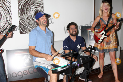 Gomez, Joshua Gomez, Zach Levi, Ashley Campbell Photo - Zach Levi, Joshua Gomez, Ashley Campbell