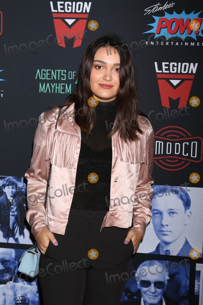 Stan Lee, Ariela Barer Photo - LOS ANGELES - JAN 30:  Ariela Barer at the Excelsior! A Celebration of Stan Lee at the TCL Chinese Theater IMAX on January 30, 2019 in Los Angeles, CA