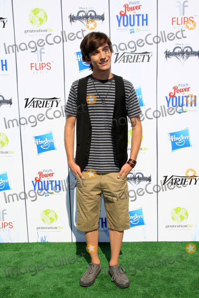 Andy Pessoa Photo - LOS ANGELES - JUL 27:  Andy Pessoa at the Variety's Power of Youth  at Universal Studios Backlot on July 27, 2013 in Los Angeles, CA