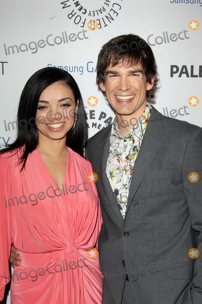 Christopher Gorham, Anel Lopez Photo - LOS ANGELES - FEB 27:  Anel Lopez Gorham, Christopher Gorham arrives at the PaleyFest Icon Award 2013 at the Paley Center For Media on February 27, 2013 in Beverly Hills, CA