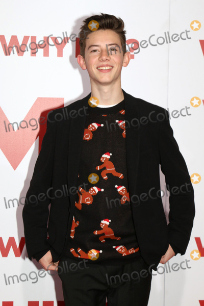 """Griffin Gluck Photo - LOS ANGELES - DEC 17:  Griffin Gluck at the """"Why Him?"""" Premiere at Bruin Theater on December 17, 2016 in Westwood, CA"""