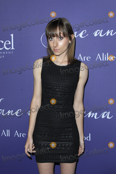 "Photo - LOS ANGELES - OCT 4:  Allisyn Ashley Arm at the ""Jane and Emma"" LA Premiere at the ArcLight Theater on October 4, 2018 in Los Angeles, CA"