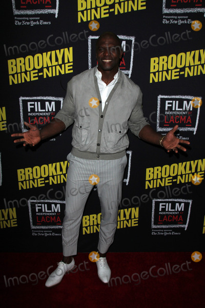 Terry Crews, Terry Crewes Photo - LOS ANGELES - MAY 7:  Terry Crews at the An Evening With Brooklyn Nine Nine at the Bing Theater at LACMA on May 7, 2015 in Los Angeles, CA