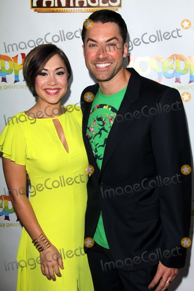 """Ace Young, Diana De Garmo Photo - LOS ANGELES - JUN 4:  Diana DeGarmo, Ace Young at the """"Joseph And The Amazing Technicolor Dreamcoat"""" Opening at Pantages Theater on June 4, 2014 in Los Angeles, CA"""