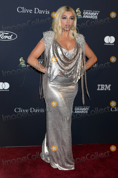Clive Davis, Bebe Rexha Photo - LOS ANGELES - JAN 25:  Bebe Rexha at the 2020 Clive Davis Pre-Grammy Party at the Beverly Hilton Hotel on January 25, 2020 in Beverly Hills, CA