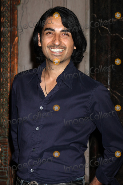 "Photo - Akbar Kurtha arriving at the Opening Night of ""Legally Blonde"" at the Pantages Theater in Hollywood, CA  on August 14,  2009"