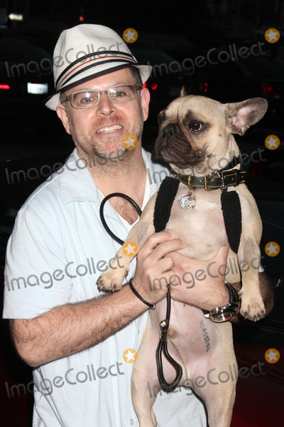 Adam Rich Photo - Adam Rich & his dog at the Grand Opening of his new resturant Sugarfish  in Brentwood, Los Angeles, CA on  July 26, 2009