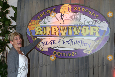 "Edge Photo - LOS ANGELES - MAY 15:  Reem Daly at the ""Survivor: Edge of Extinction"" Finale at the CBS Radford on May 15, 2019 in Studio City, CA"