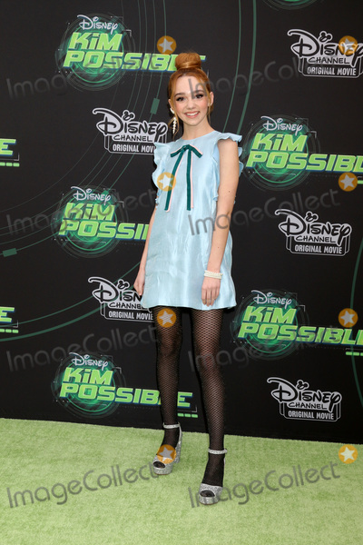 """Ruby Jay Photo - LOS ANGELES - FEB 12:  Ruby Jay at the """"Kim Possible"""" Premiere Screening at the TV Academy on February 12, 2019 in Los Angeles, CA"""