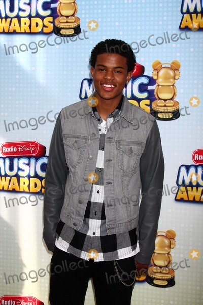Trevor Jackson Photo - LOS ANGELES - APR 27:  Trevor Jackson arrives at the Radio Disney Music Awards 2013 at the Nokia Theater on April 27, 2013 in Los Angeles, CA