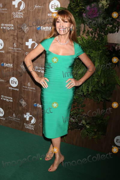 Four Seasons, The Four Seasons Photo - LOS ANGELES - FEB 20:  Jane Seyour at the Global Green 2019 Pre-Oscar Gala at the Four Seasons Hotel on February 20, 2019 in Beverly Hills, CA