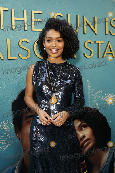 """Yara Shahidi Photo - LOS ANGELES - MAY 13:  Yara Shahidi at the """"The Sun Is Also A Star"""" World Premiere at the Pacific Theaters at the Grove on May 13, 2019 in Los Angeles, CA"""