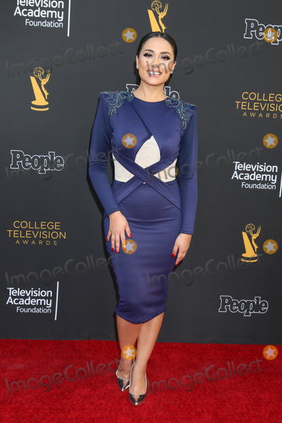 Nitzia Chama Photo - LOS ANGELES - MAR 16:  Nitzia Chama at the 39th College Television Awards at the Television Academy on March 16, 2019 in North Hollywood, CA