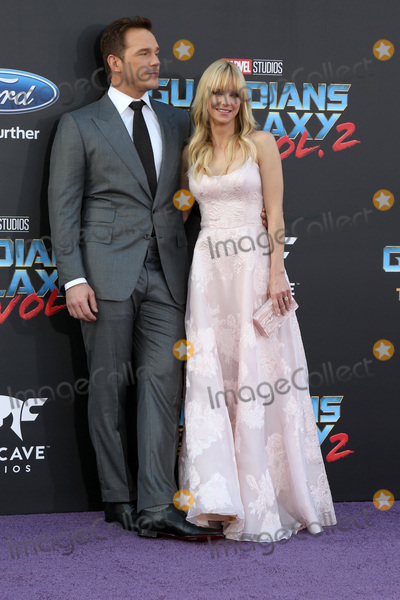 """Anna Faris, Chris Pratt Photo - LOS ANGELES - APR 19:  Chris Pratt, Anna Faris at the """"Guardians of the Galaxy Vol. 2"""" Los Angeles Premiere at the Dolby Theater on April 19, 2017 in Los Angeles, CA"""