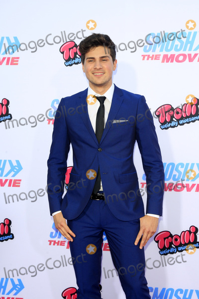 "Anthony Padilla Photo - LOS ANGELES - JUL 22:  Anthony Padilla at the ""SMOSH: THE MOVIE""  Premiere at the Village Theater on July 22, 2015 in Westwood, CA"