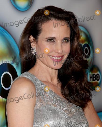Andie Macdowell, ANDI MACDOWELL Photo - LOS ANGELES - JAN 15:  Andie MacDowell arrives at  the HBO Golden Globe Party 2012 at Beverly Hilton Hotel on January 15, 2012 in Beverly Hills, CA
