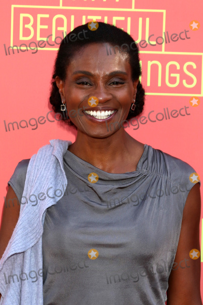 "Adina Porter Photo - LOS ANGELES - APR 14:  Adina Porter at the ""Tiny Beautiful Things"" Opening Night at the Pasadena Playhouse on April 14, 2019 in Pasadena, CA"