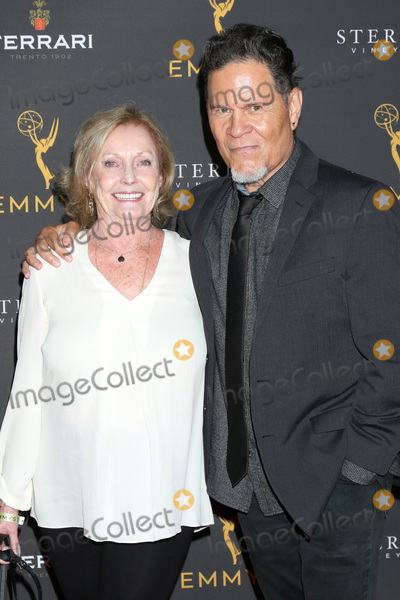 A. Martinez, A Martinez Photo - LOS ANGELES - AUG 28:  Judith McConnell, A Martinez at the 2019 Daytime Programming Peer Group Reception at the Saban Media Center on August 28, 2019 in North Hollywood, CA