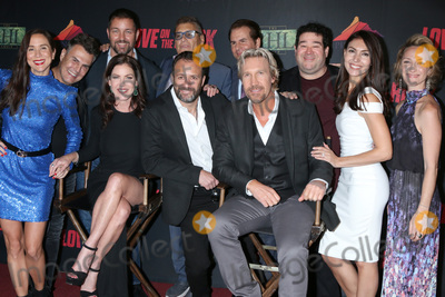 Photo - LOS ANGELES - OCT 13:  Love on the Rock Cast and Crew at the Love on the Rock Screening and Kira Reed Lorsch Birthday Celebration at the Universal Hilton Hotel on October 13, 2021 in Los Angeles, CA