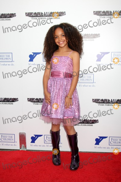 Jadagrace Berry Photo - Jadagrace Berry arriving at the 2009 Hero Awards at the Universal Backlot  in Los Angeles, CA  on May 29, 2009