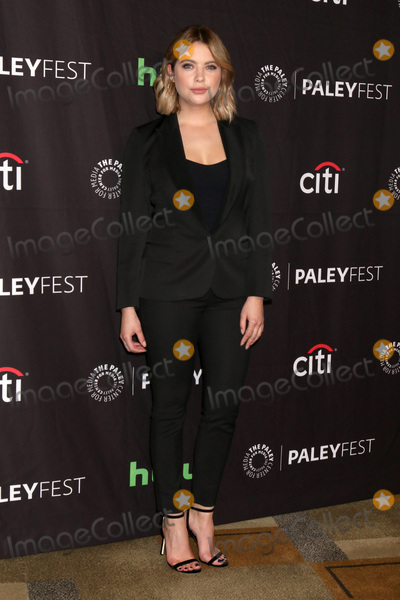 """Ashley Benson Photo - LOS ANGELES - MAR 25:  Ashley Benson at the 34th Annual PaleyFest Los Angeles - """"Pretty Little Liars"""" at Dolby Theater on March 25, 2017 in Los Angeles, CA"""
